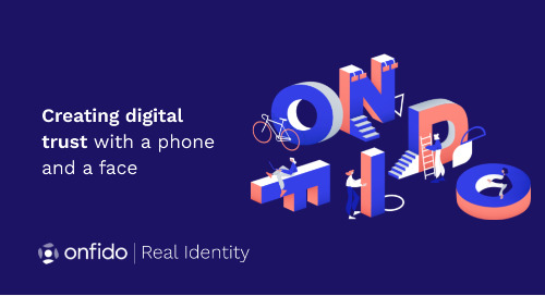 IDENTITY.i 2020 | Creating digital trust with a phone and a face