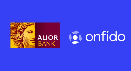 Seeing real identities: how Alior digitized onboarding with Onfido