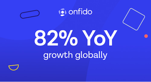 Onfido sees 82% in YoY Q3 sales growth, doubling net new customers