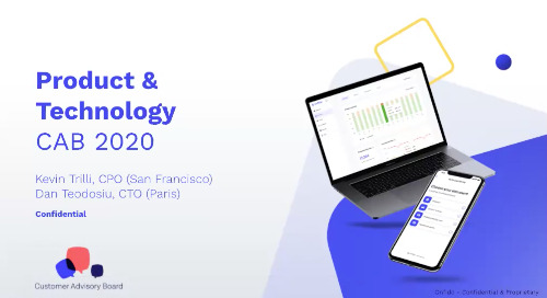 CAB 2020: Onfido's Product Vision (Kevin Trilli, Chief Product Officer & Dan Teodosiu, Chief Technology Officer)