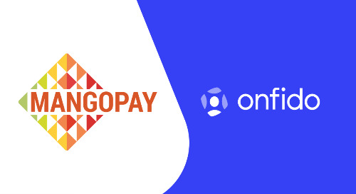 MANGOPAY and Onfido partner to expedite user onboarding for marketplaces, crowdfunding platforms and FinTechs