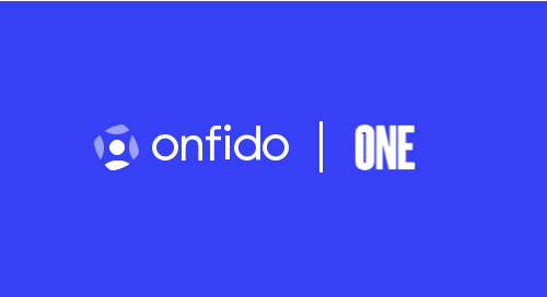 One partners with Onfido for best-in-class ID document review