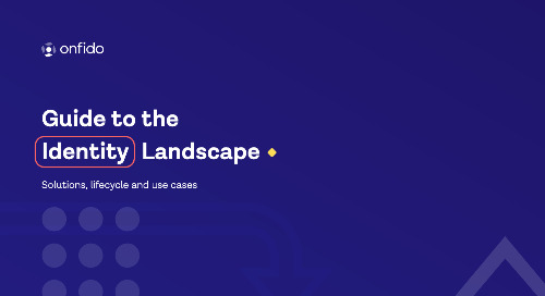 Guide to the Identity Landscape