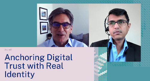 Oktane21, Northern Trust & Onfido: Anchoring digital trust with real identity