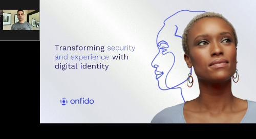 American Banker: Transforming security and experience with digital identity | Webinar