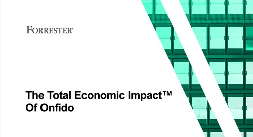 The Total Economic Impact™ of Onfido