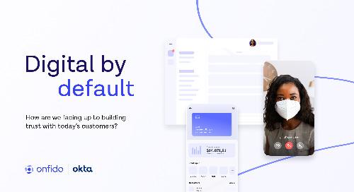 Customer insights: Digital by default