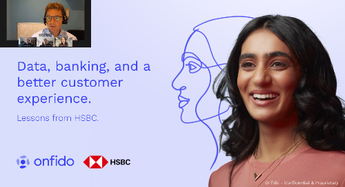 Data, banking, and a better customer experience. Lessons from HSBC | Panel Discussion
