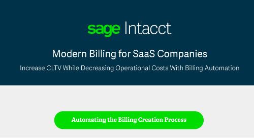 Modern Billing for SaaS Companies