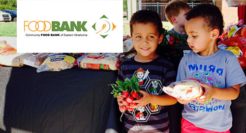 Community Food Bank of Eastern Oklahoma