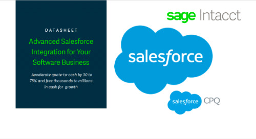 Advanced Salesforce Integration