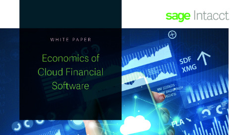 Economics Of Cloud Financial Software