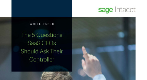 The 5 Questions SaaS CFOs Should Ask Their Controller