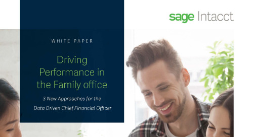 Family Office Driving Performance