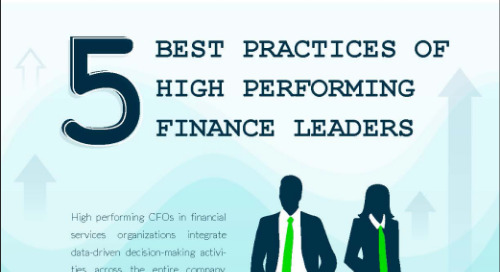 5 Best Practices of High Performing Finance Leaders