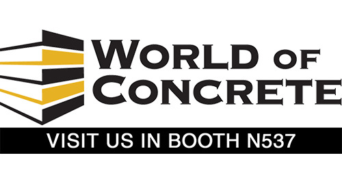 Technologies Preview at World of Concrete 2018