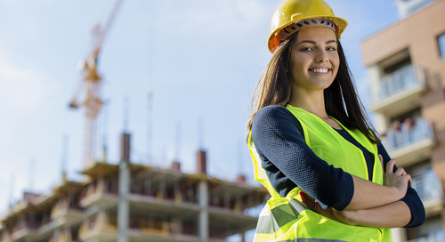 Ladies, Lace Up Your Work Boots - Women in Construction Week is Coming Up