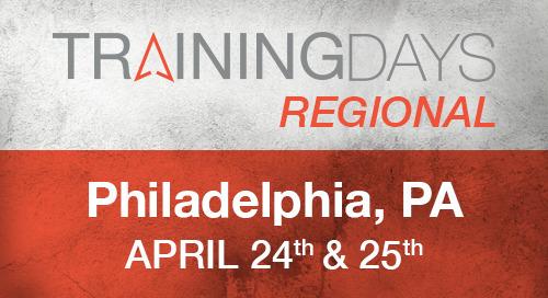 Command Alkon Announces Spring Training Days Regional