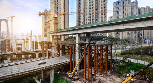 White House New Infrastructure Plan Boosts Heavy Building Materials Industry