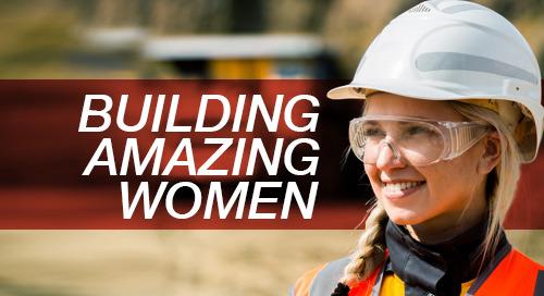 Building Amazing Women: Marina Bolshinskaya