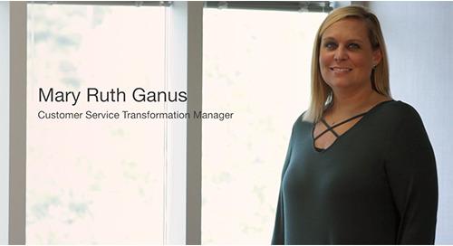 Customer Service Spotlight - Mary Ruth Ganus