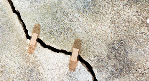 Self-Healing Concrete Might Be the Answer to Repair Crumbling Roads and Bridges