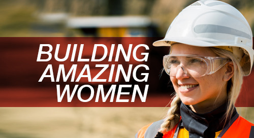 Building Amazing Women: Alicia Press, Lagan Cement Company