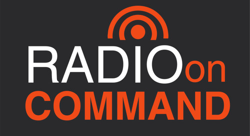 "Building Over Beverages is Back in Action on Command Alkon's ""Radio on Command"""
