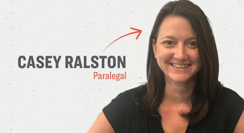 People in Command: Casey Ralston
