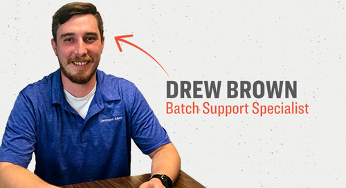 People in Command: Drew Brown