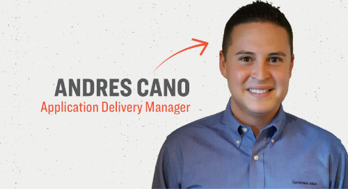 People in Command: Andres Cano