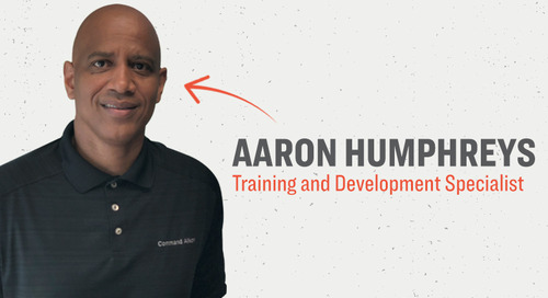 People in Command: Aaron Humpherys