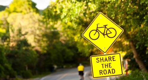 """Best Practices to Safely """"Share the Road"""""""