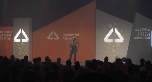 """Dynamic Thought Leader, Seth Mattison's """"The Future of Leadership"""" Kicks the Conference off with a Bang [ELEVATE 2018]"""
