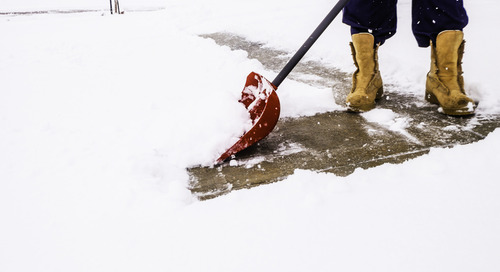Don't Say 'Goodbye' to Working With Concrete During Frigid, Ferocious Winters - Learn How to Make it Behave in the Cold!