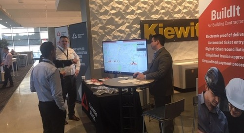 Cloud-Based Tech at Kiewit's Innovation Expo
