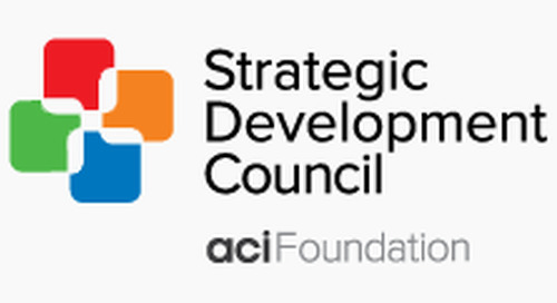 ACI Strategic Development Council