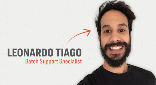 People in Command: Leonardo Tiago