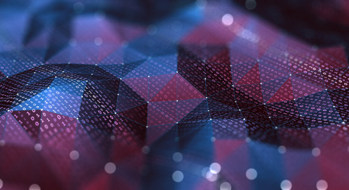 What is the difference between blockchain technology and Command Alkon's Supplier Collaboration Platform?