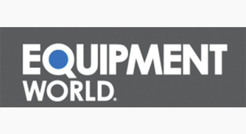 Equipment World Features Command Alkon's CONNEX Platform