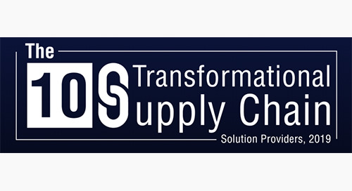 Command Alkon Featured on the Cover of Aspioneer's 10 Transformational Supply Chain Solution Providers, 2019