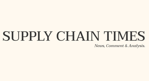 Command Alkon's CONNEX Featured in Supply Chain Times