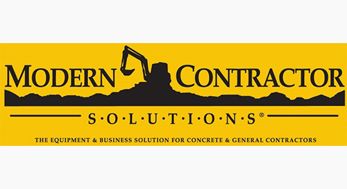 """""""Avoid Disruptions,"""" Featured in Modern Contractor Solutions Magazine"""