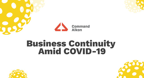 Business Continuity Amid COVID-19