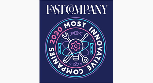 Command Alkon Named to Fast Company's Annual Recognition of World's Most Innovative Companies for 2020