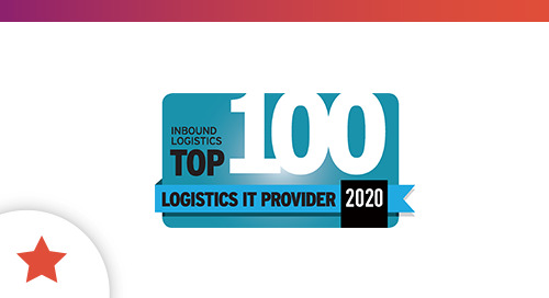 Command Alkon Named Top Logistics IT Provider