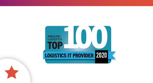 Command Alkon Named Top Logistics IT Provider