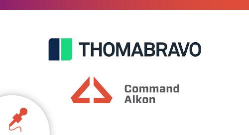 Command Alkon Anuncia que a Aquisição pela Thoma Bravo Está Concluída