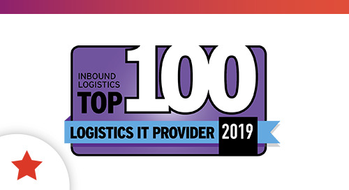 Command Alkon Wins Inbound Logistics Technology Award