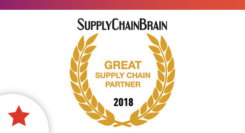 Command Alkon Named Great Supply Chain Partner